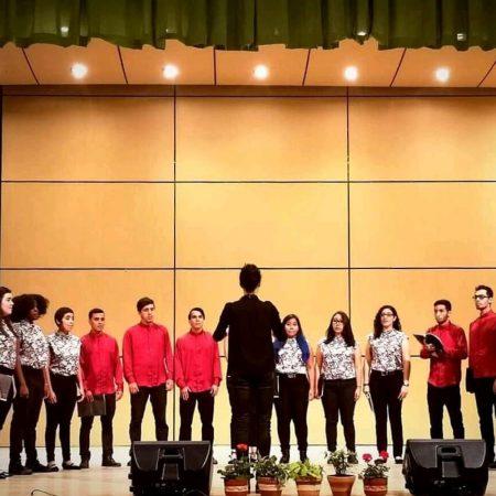 MAESTRA EN MÚSICA - MARIA MÓNICA SÁENZ MOLINA- Universidad del Valle, coro 2