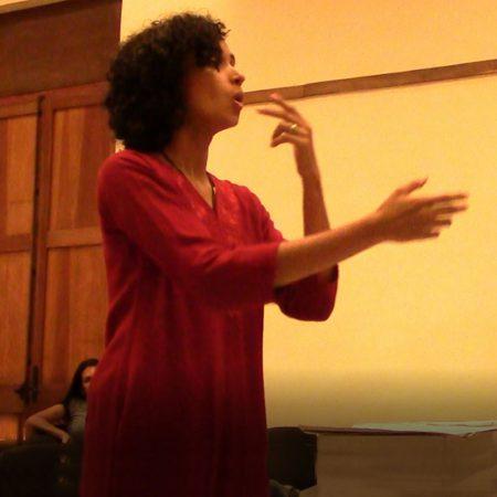 MAESTRA EN MÚSICA - MARIA MÓNICA SÁENZ MOLINA- Universidad del Valle, tecnica vocal