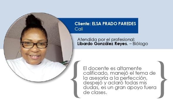 Testimonio Elsa Prado