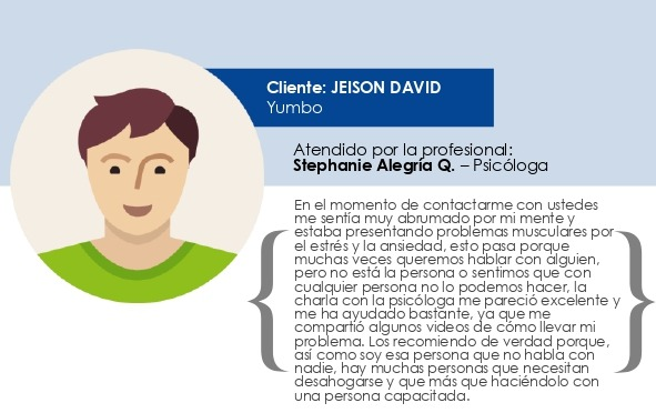 Testimonio Jeison David