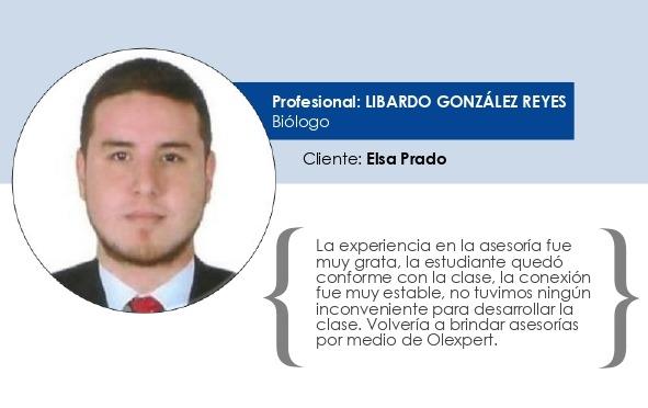 Testimonio Libardo González Reyes