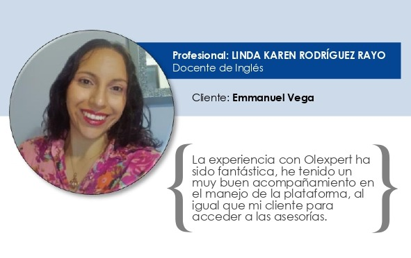 Testimonio Linda Karen Rodríguez Rayo