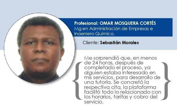 Testimonio Omar Mosquera Cortés