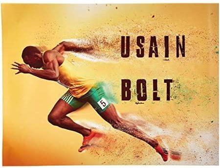 Usain Bolt fabricado por tri-seven Enterteiment - La importancia de llamarse Speedy González