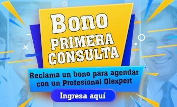 Bono primera consulta